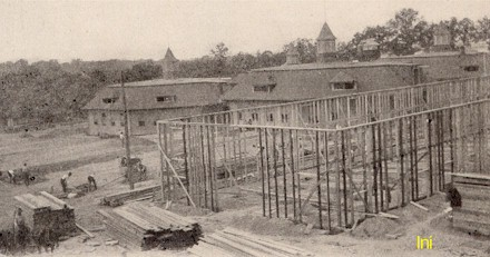 Construction of Horse Barns