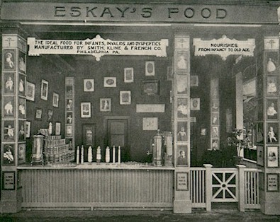 The Eskay Company Booth